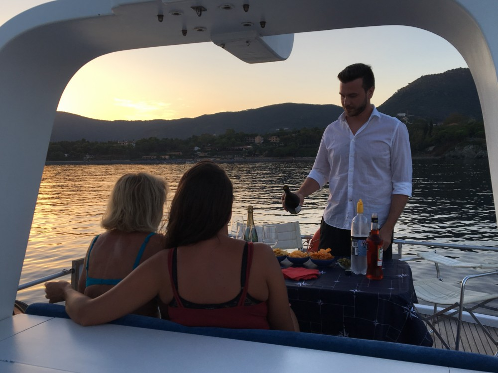Hire Motor boat with or without skipper Camuffo La Spezia