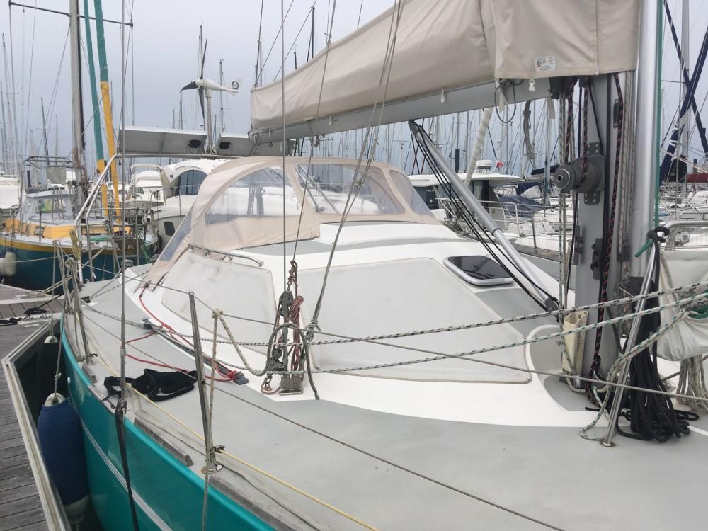 Boat rental Brest cheap RM 1050
