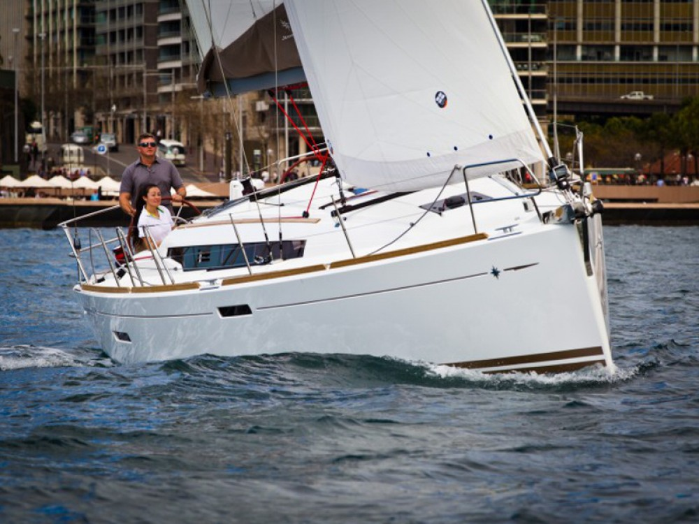 Rental Sailboat in  - Jeanneau Sun Odyssey 379