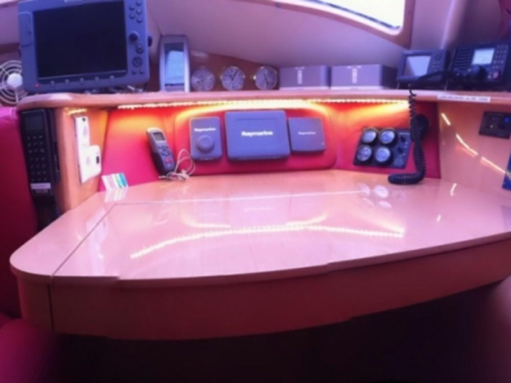 Rental yacht Marina Gouvia - Alliaura Privilege 45 on SamBoat