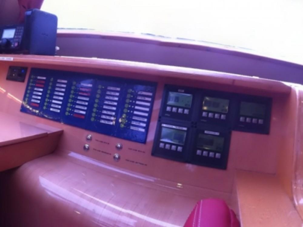 Boat rental Alliaura Privilege 45 in Marina Gouvia on Samboat