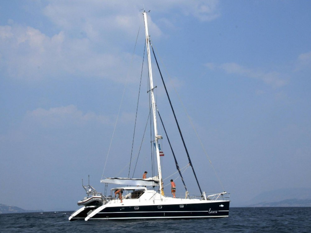 Hire Catamaran with or without skipper Alliaura Marina Gouvia