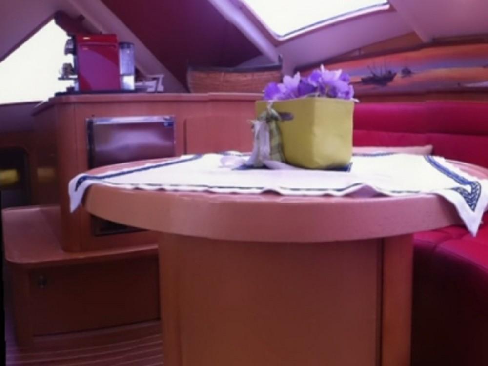 Rental Catamaran in Marina Gouvia - Alliaura Privilege 45