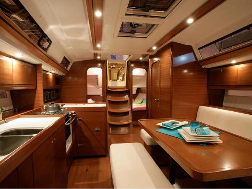 Rental Sailboat in Piombino - Dufour Dufour 405