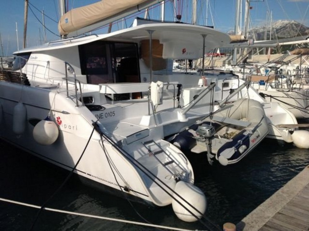 Catamaran for rent Tivat at the best price