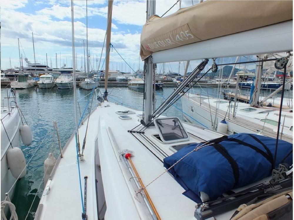 Rental Sailboat in  - Dufour Dufour 405