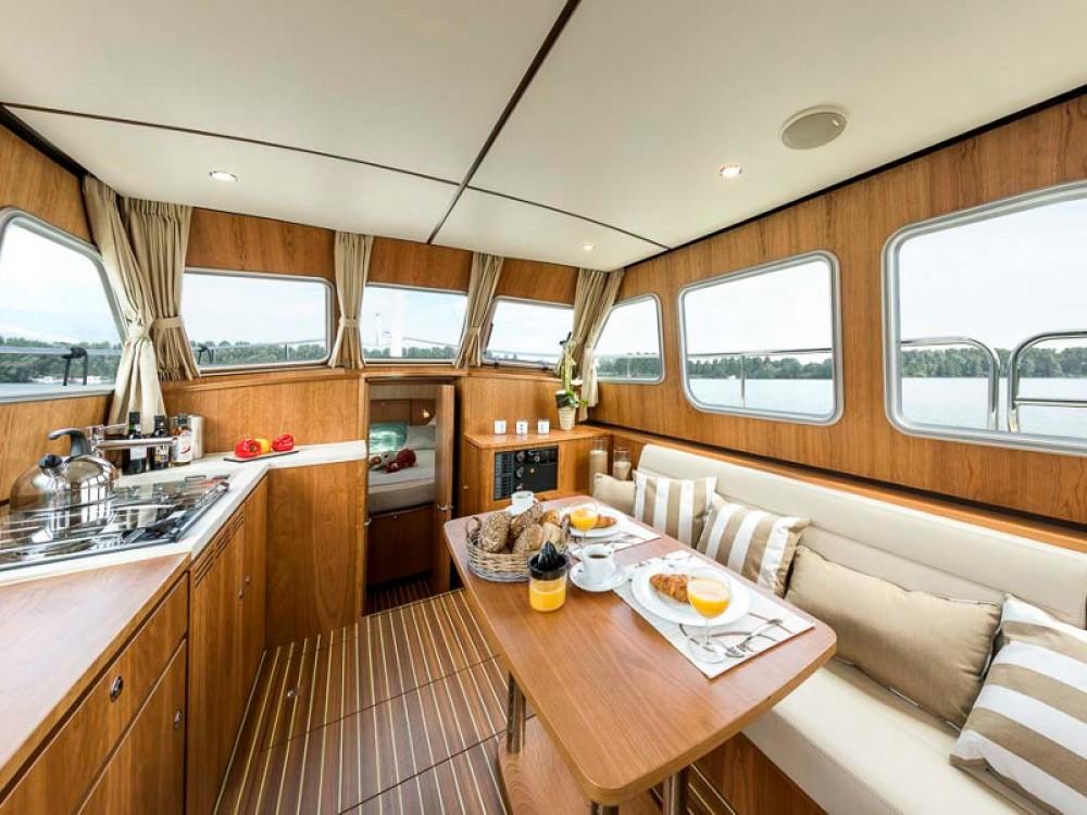 Boat rental Linssen Linssen Grand Sturdy 35.0 AC in  on Samboat
