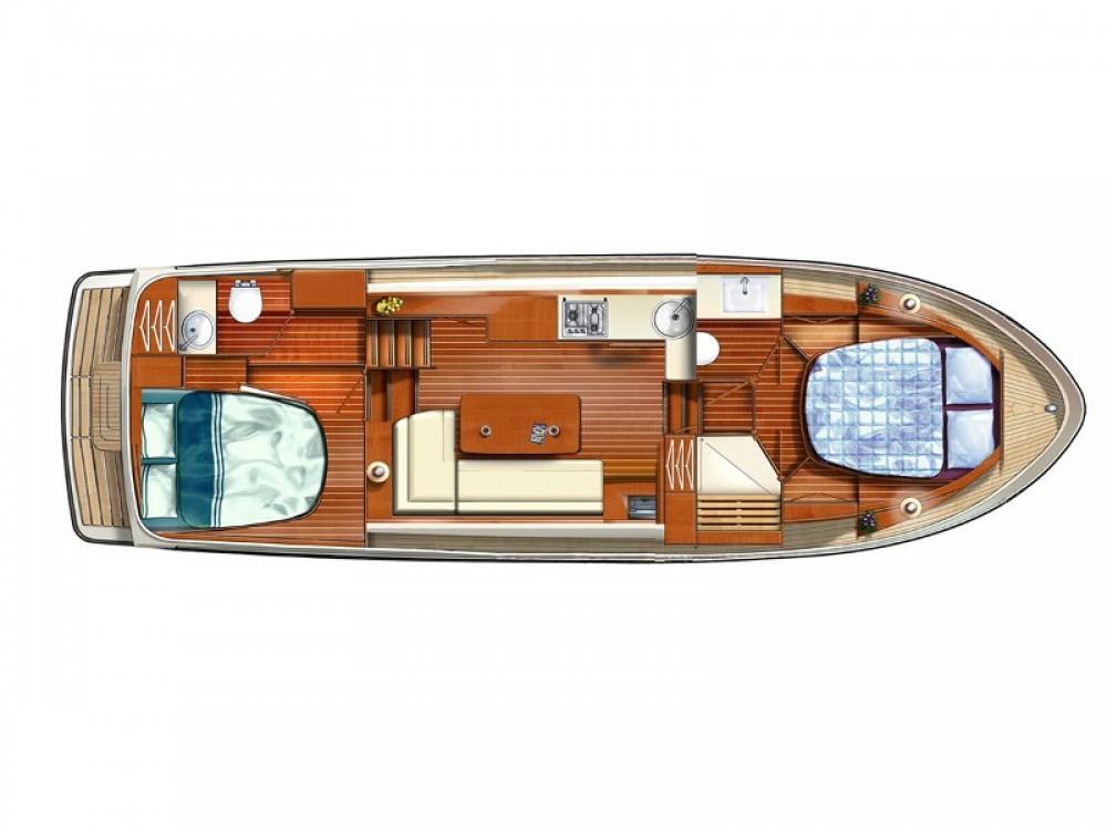 Rental Motor boat in  - Linssen Linssen Grand Sturdy 35.0 AC