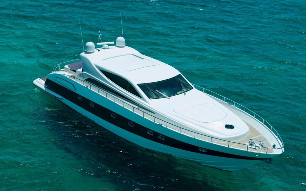Boat rental Alfamarine Alfamarine 78 in Ibiza on Samboat