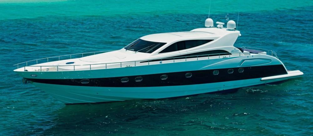 Rental yacht Ibiza - Alfamarine Alfamarine 78 on SamBoat