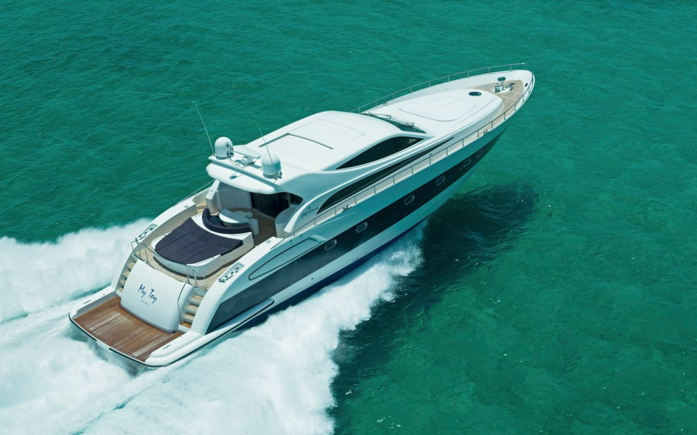 Rental Yacht Alfamarine with a permit