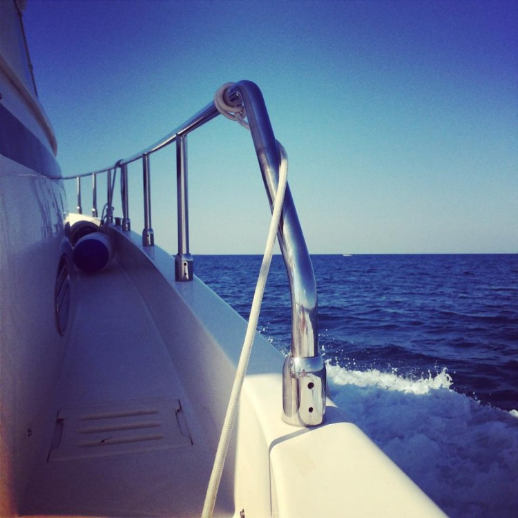 Yacht for rent Porto Baia Caddinas at the best price