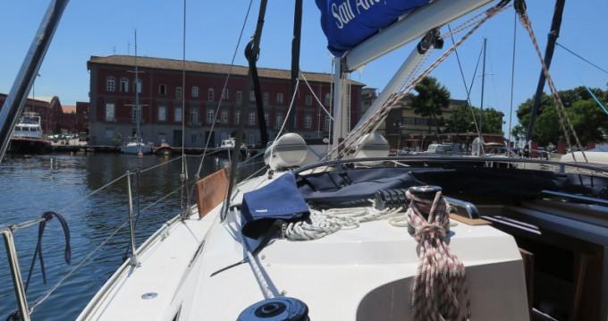 Rental yacht Castellammare di Stabia - Bavaria Cruiser 41 on SamBoat