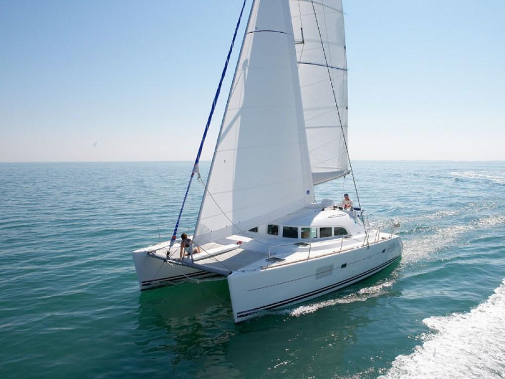 Rental yacht Marsala Marina - Lagoon Lagoon 380 on SamBoat