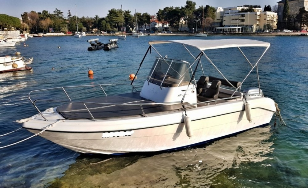 Rental yacht Okrug Gornji - Hm 22  FLYER SUNDECK on SamBoat