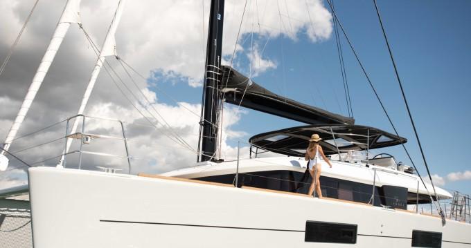 Rental yacht Salerno - Lagoon Lagoon 620 on SamBoat