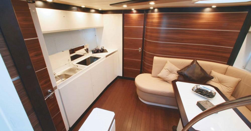 Boat rental Astondoa 43 HT in Carloforte on Samboat