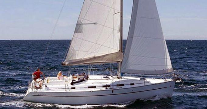 Boat rental Rogač cheap Beneteau Cyclades 39.3
