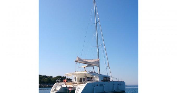 Boat rental Rogač cheap Lagoon 450