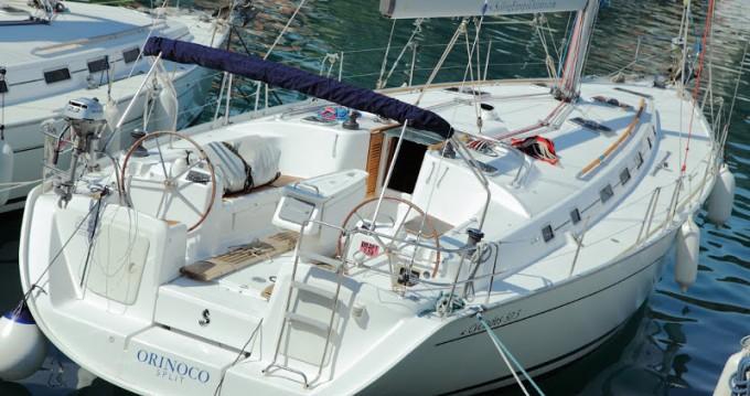 Rental Sailboat in Rogač - Bénéteau Cyclades 50.5