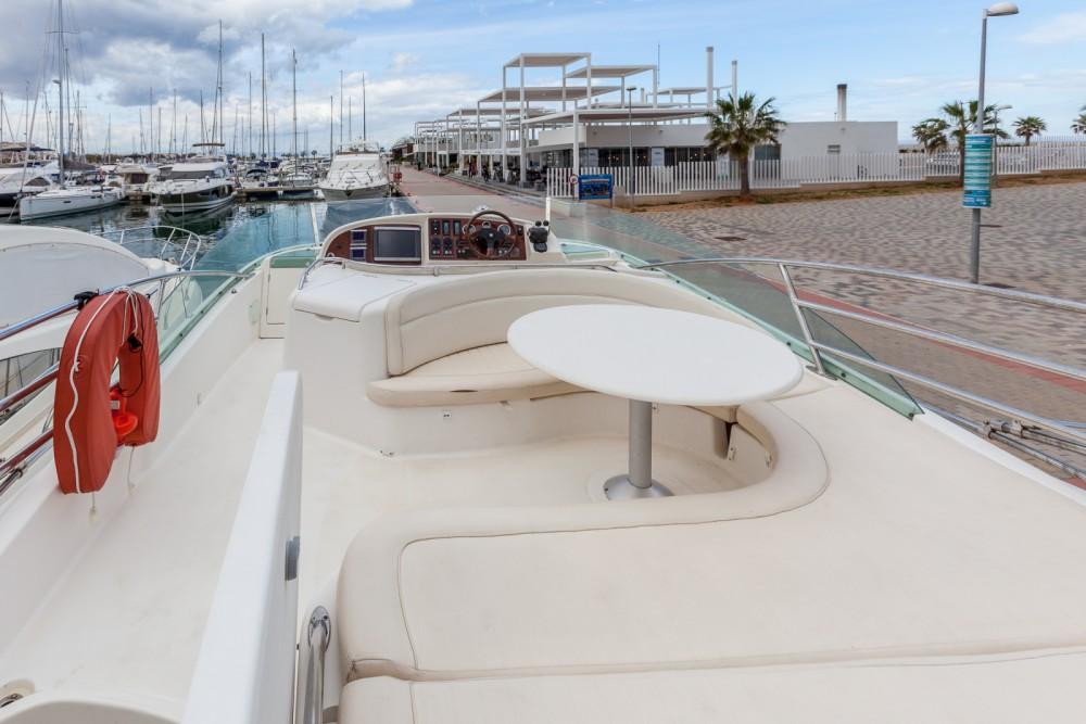 Boat rental Dénia cheap Prestige 46