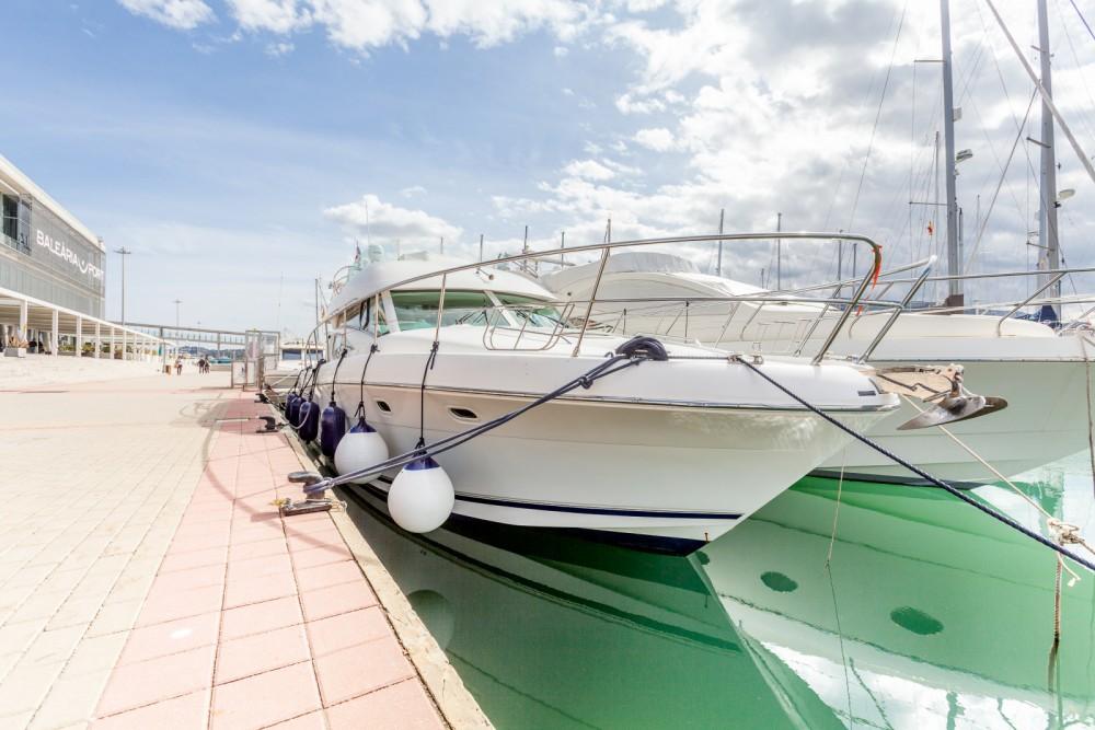 Boat rental Jeanneau Prestige 46 in Dénia on Samboat