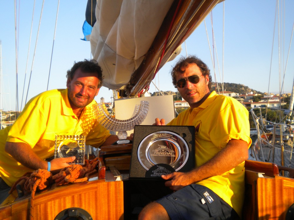 Rental Sailboat in Porto-Vecchio - Sparkman And Stephens Cutter