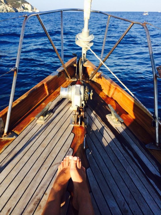 Hire Sailboat with or without skipper Sparkman And Stephens Porto-Vecchio