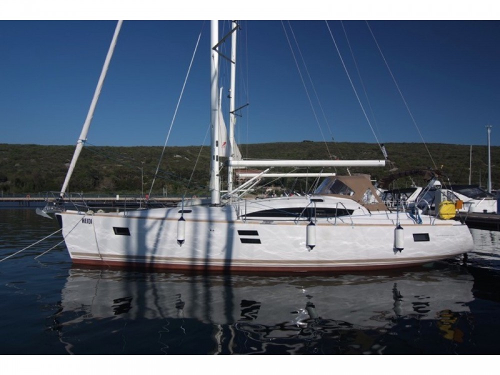 Boat rental Krk cheap Elan 45 Impression