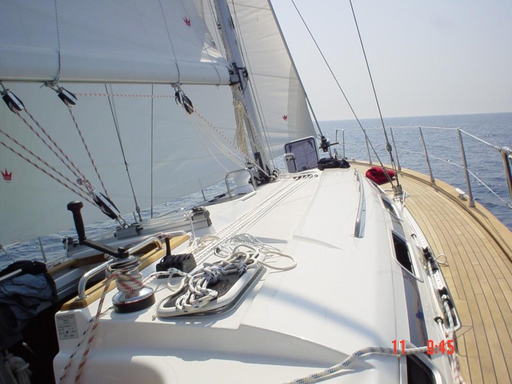 Boat rental Naples cheap Bavaria 44