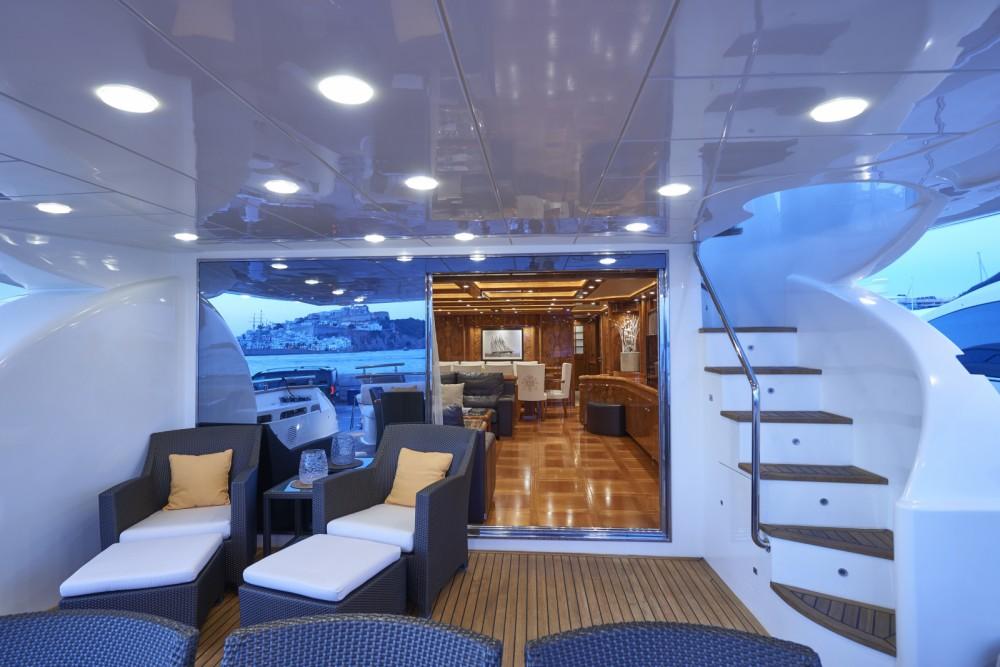 Boat rental Ibiza cheap 102 GLX