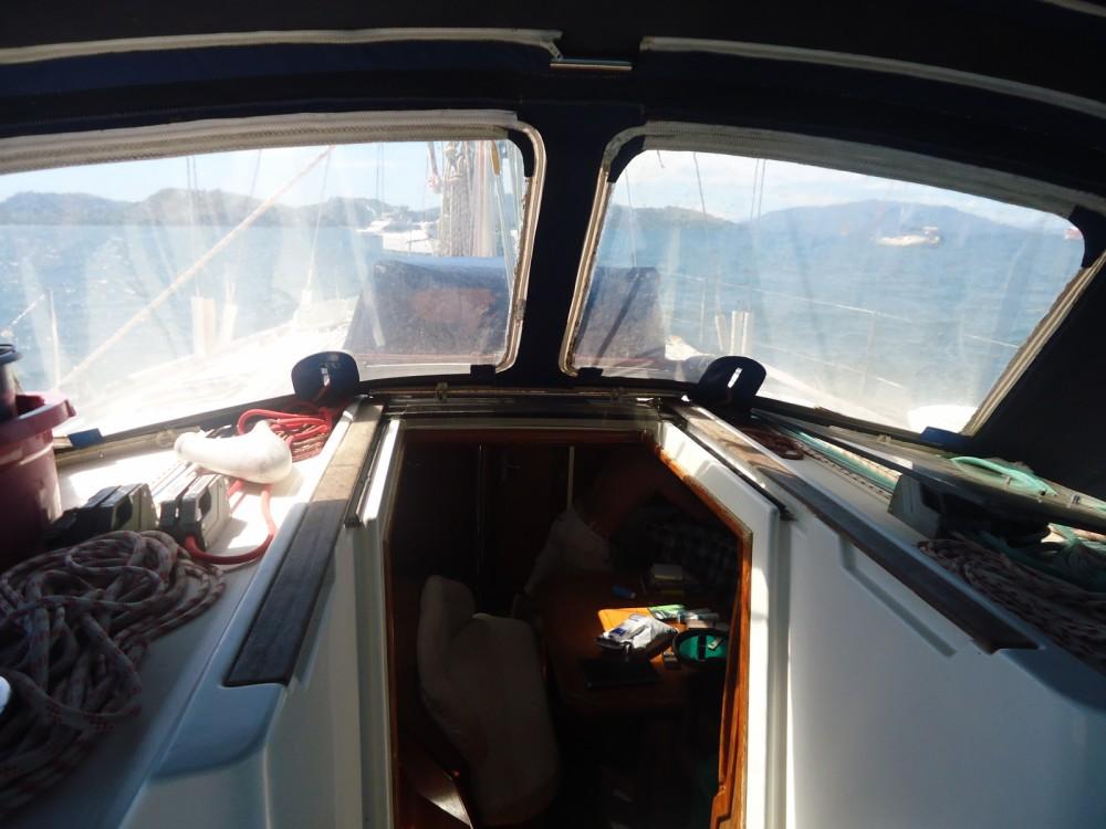Rental Sailboat in Mahatalaky - Jeanneau Sun Odyssey 45.1