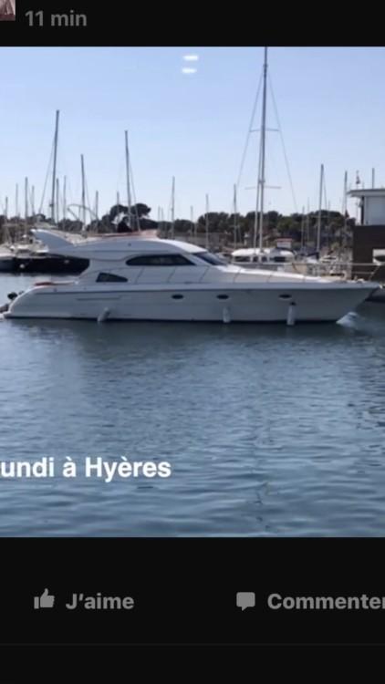 Boat rental Garin garin49 in Hyères on Samboat