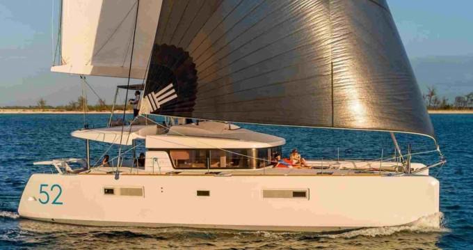 Rental yacht Marina Cay - Lagoon Lagoon 52 F on SamBoat