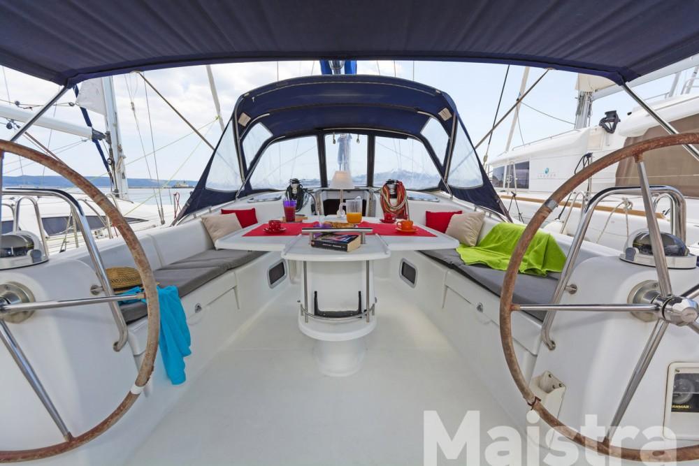 Boat rental  cheap Oceanis 54