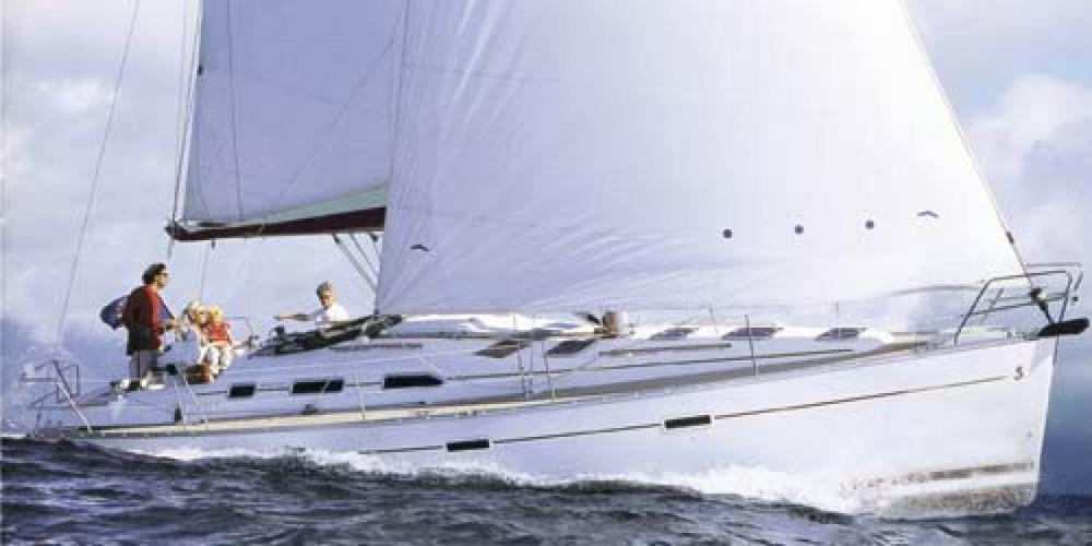 Boat rental  cheap Oceanis