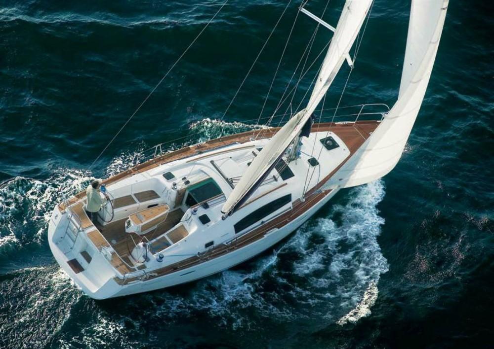 Rental Sailboat in  - Bénéteau Oceanis