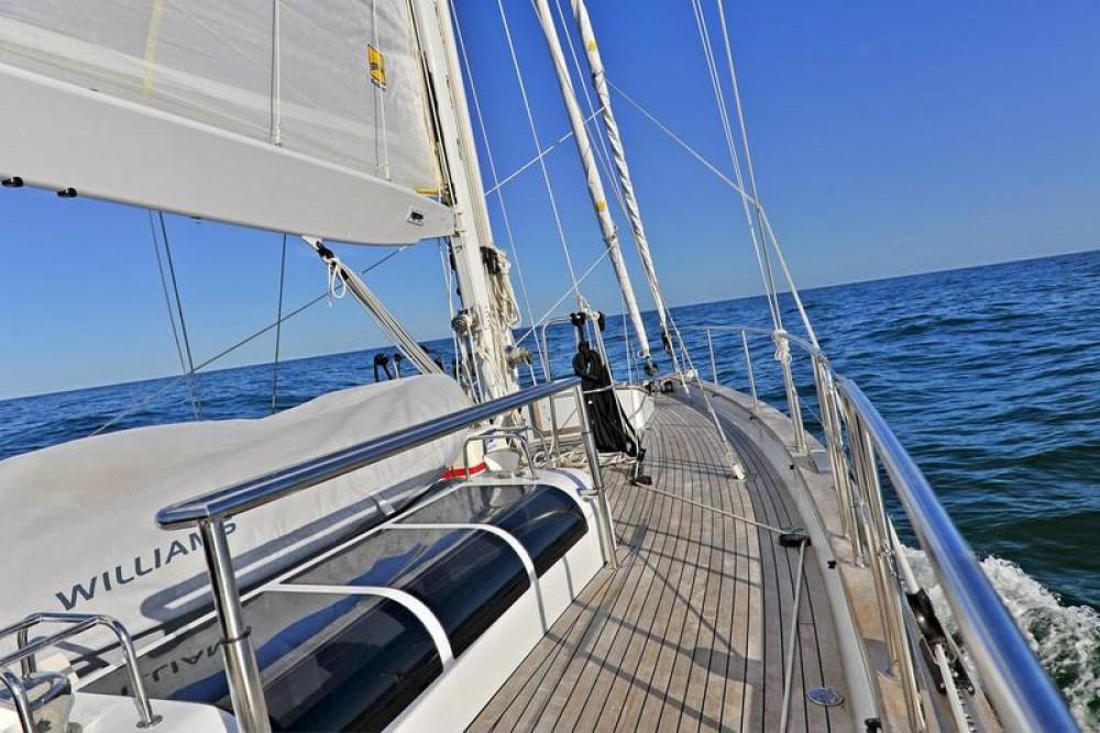 Rental Sailboat Dixon Yacht Design with a permit