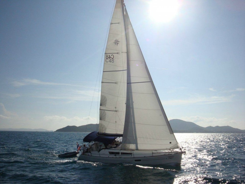 Boat rental Corfou cheap Sun Odyssey 36i