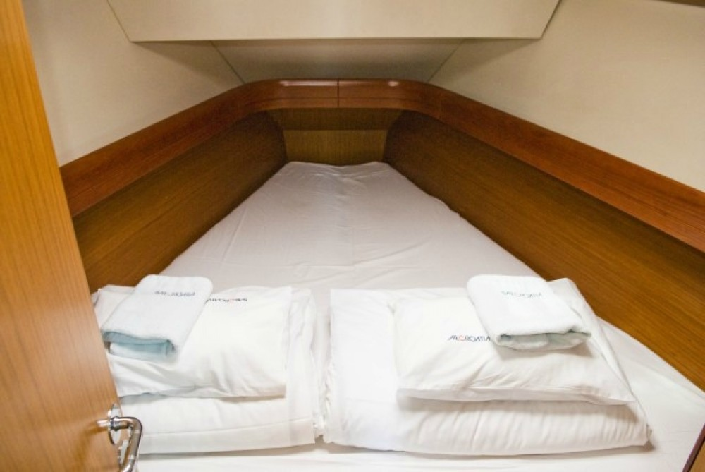 Rental Sailboat in Corfou - Jeanneau Sun Odyssey 36i