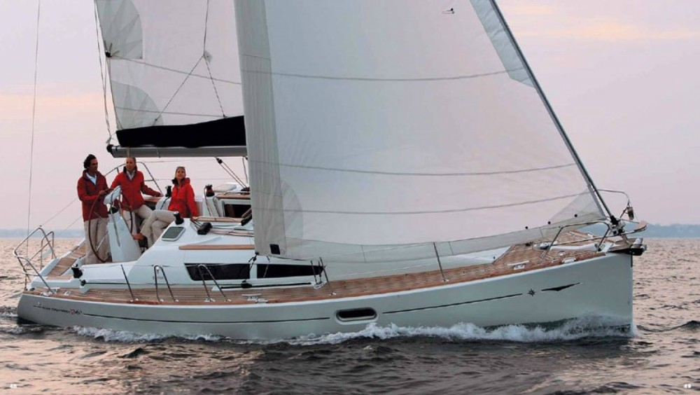 Rental yacht Lefkada - Jeanneau Sun Odyssey 36i on SamBoat