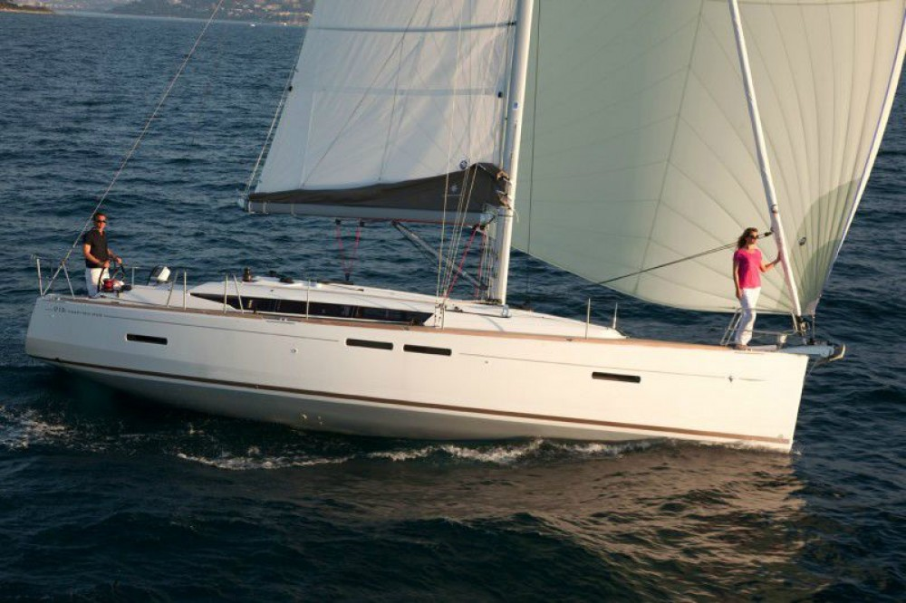 Rent a Jeanneau Sun Odyssey 419 Corfu