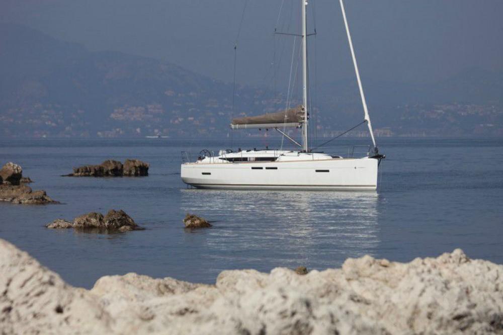 Rental Sailboat in Corfu - Jeanneau Sun Odyssey 419