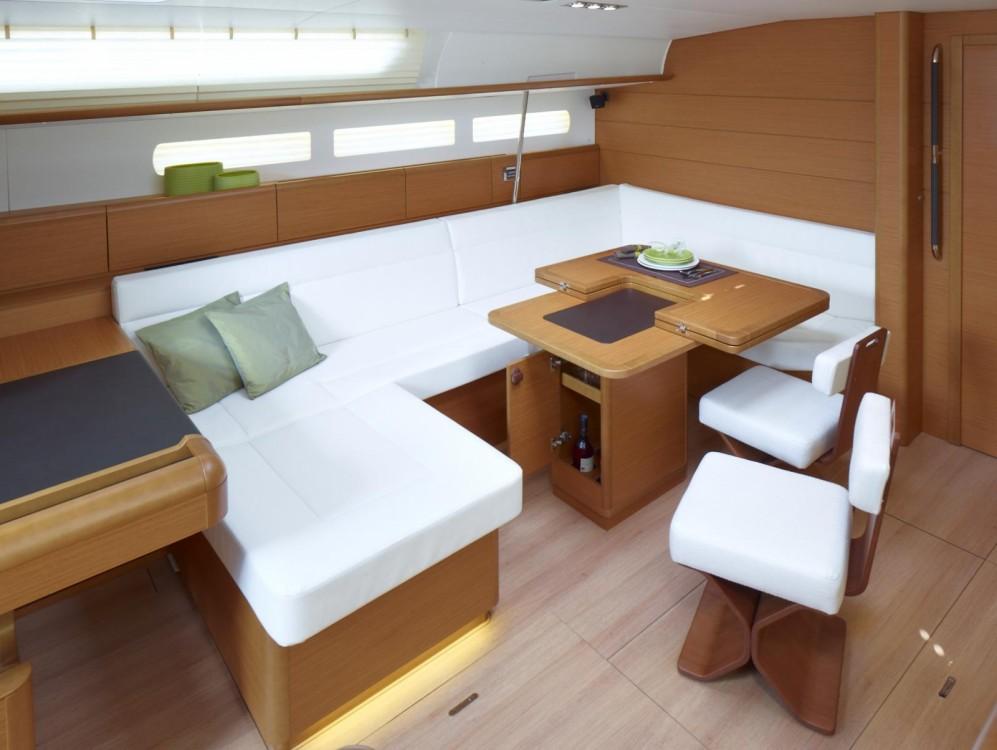 Boat rental Attica cheap Sun Odyssey 519