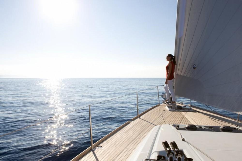 Rent a Jeanneau Sun Odyssey 519 Attica