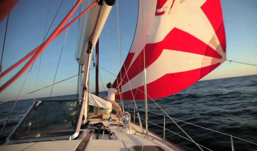 Boat rental Attica cheap Sun Odyssey 54 DS