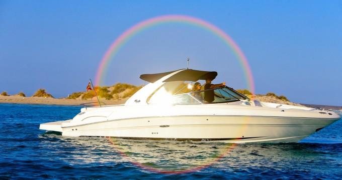 Boat rental Ibiza Town cheap Sea Ray 290 SLX