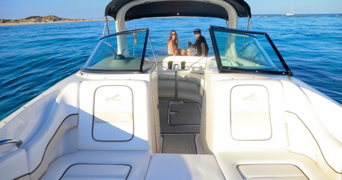 Sea Ray Sea Ray 290 SLX between personal and professional Ibiza Town