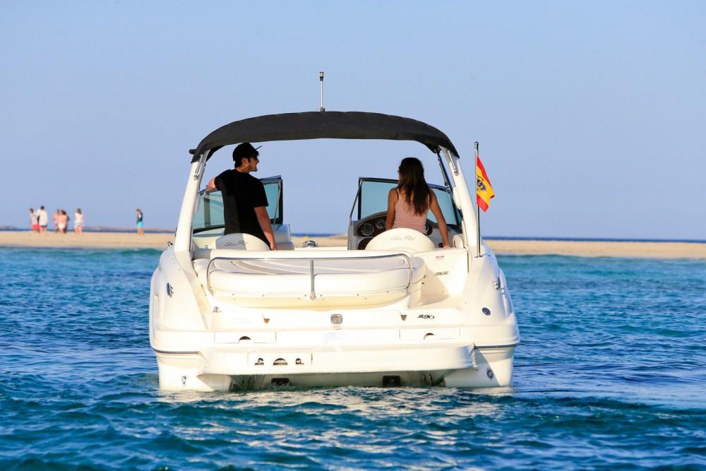 Rental yacht Ibiza - Sea Ray Sea Ray 290 SLX on SamBoat