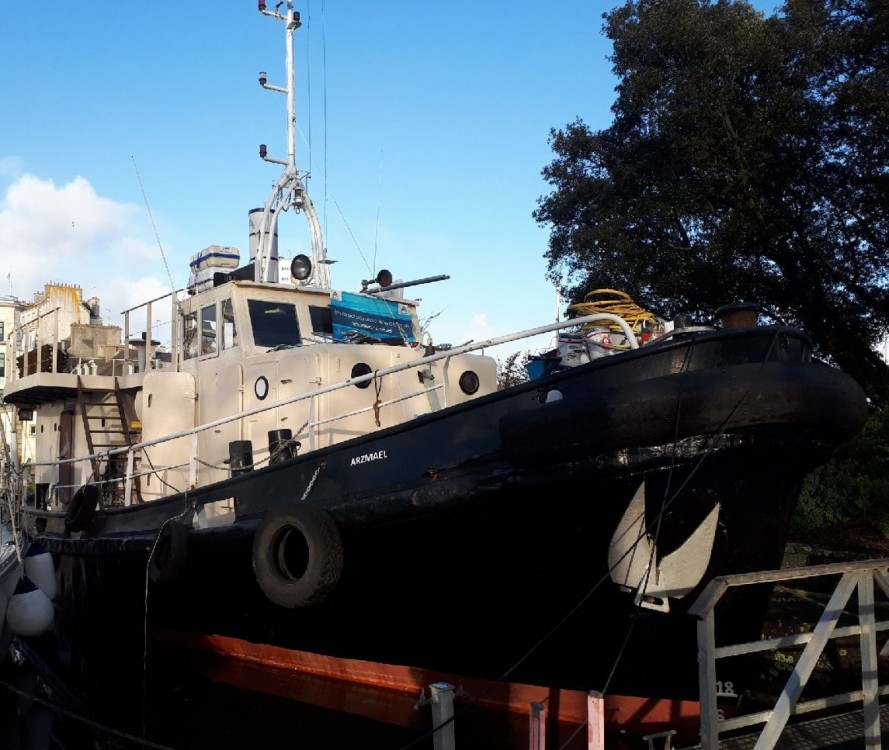 Rental yacht Brittany - Remorqueur  250 cv on SamBoat